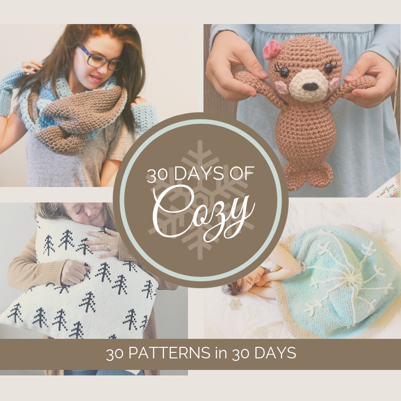 30 Days of Cozy Pattern Bundle