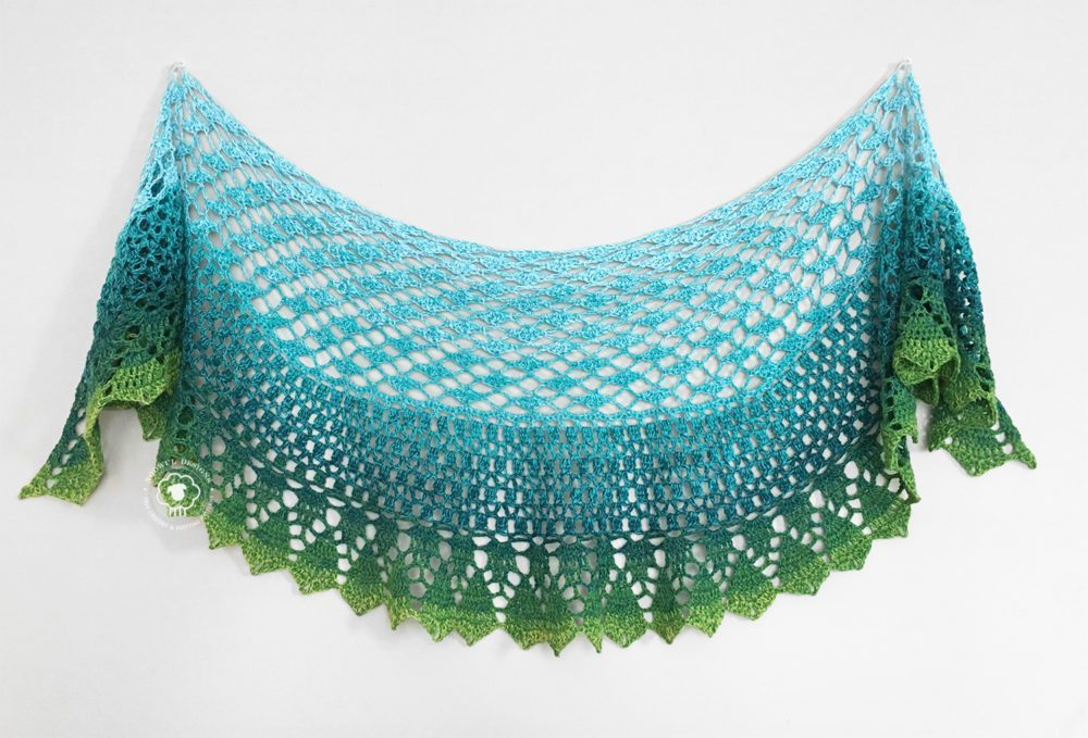 Spring Shawl and Wrap Crochet Round Up - Free Crochet Patterns Perfect for Spring #shawl #wrap #crochet #crochetshawl #crochetwrap #spring #summer #crochetpatterns #freecrochetpattern