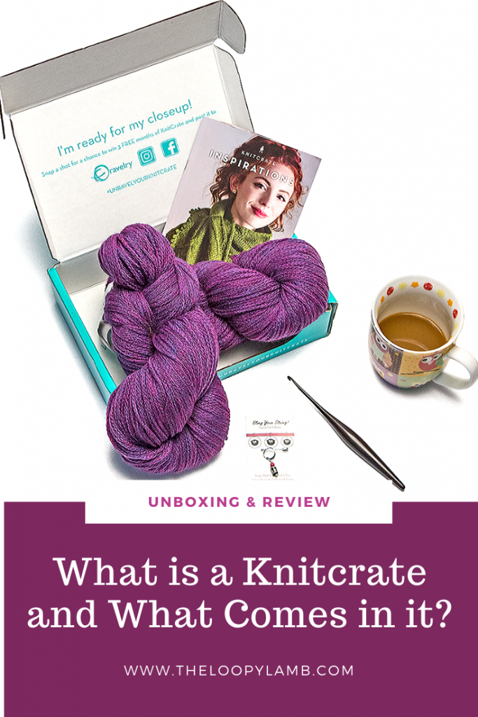 Knitcrate Unboxing Image
