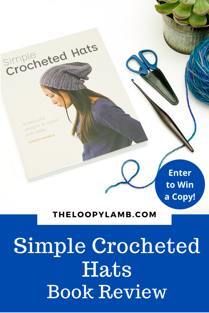 Simple Crocheted Hats Book