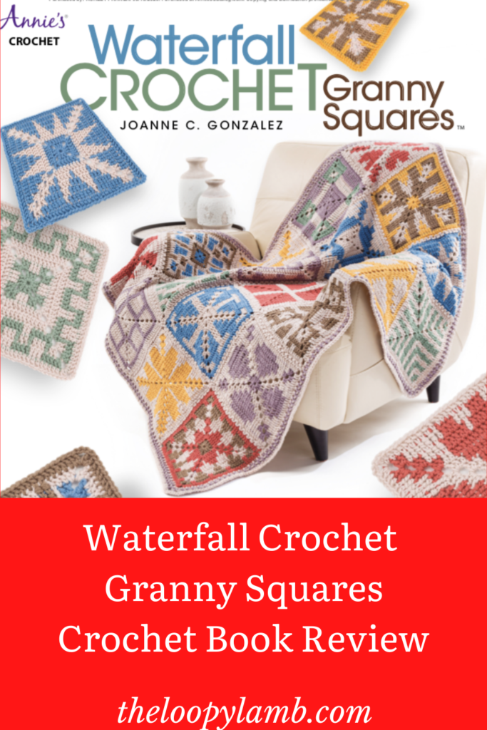 Cover of the book Waterfall Crochet Granny Squares